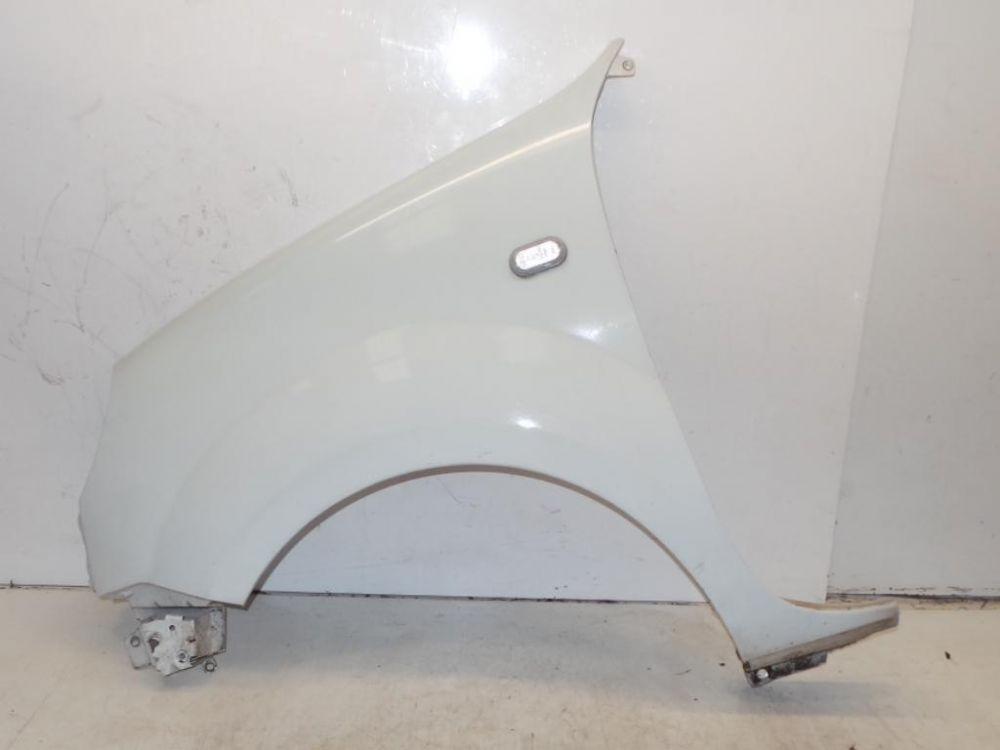 RENAULT KANGOO PHASE 2 LEFT FRONT WING IN WHITE